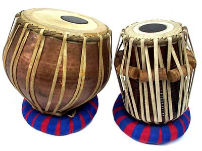La musique classique Indienne Tabla